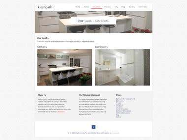 Kitchen Bath E-Commerce