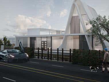 AR_H Artist's House