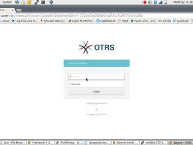 Otra installation on CentOS 7