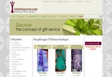ichchhapuron is an online store for designer sarees