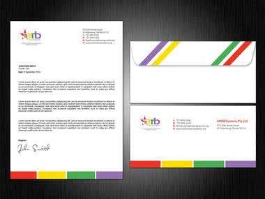 Letterhead + Envelope