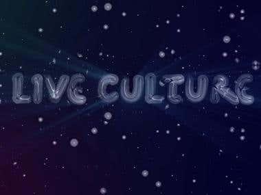 Live Culture Logo