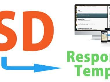 I will do your PSD to HTML