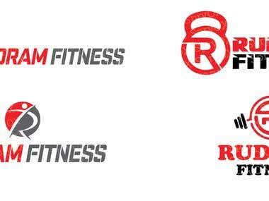 LOGO for Rudram Fitness