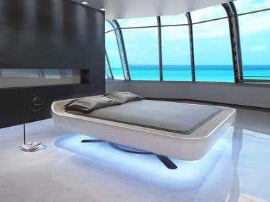 Smart Bed Design