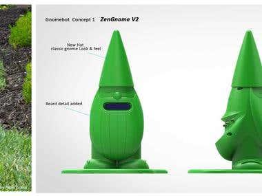 Garden bot V2