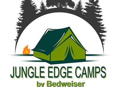 logo of jungle edge camp