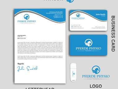Logo + Stationary