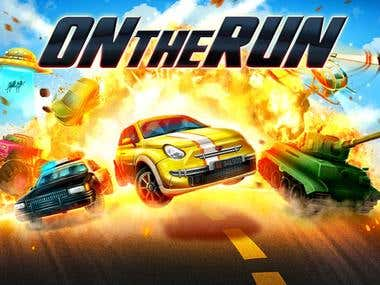 On The Run _ Racing Game