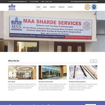 MAA SHARDE SERVICES