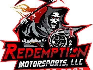 Auto parts logo design