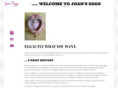 Joan's Eggs