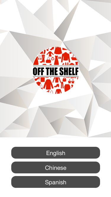 Android & iOS App for OFF THE SHELF E-C-mmerce Project