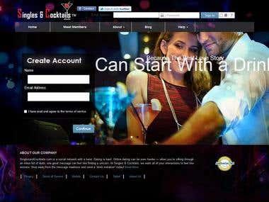 Dating Website Zend Based