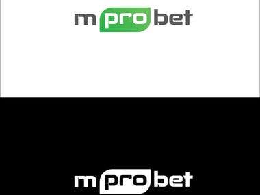 A simple bet website logo
