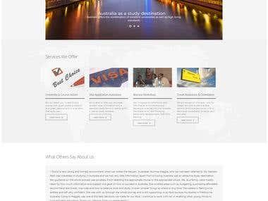 Scholarship Website