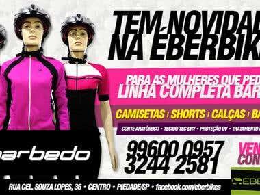 Éberbikes - Piedade/SP (Brazil)
