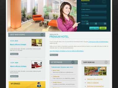 Premium Hotel php