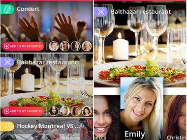 Be My Guest - Free Dating App
