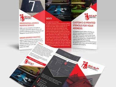 Brochure Design concept 2