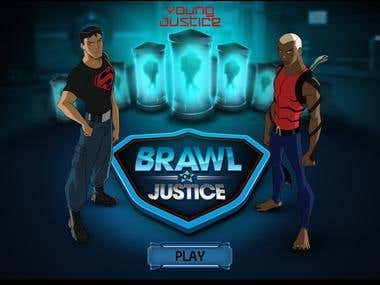 Cartoon Network - Brawl of Justice