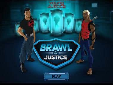 Cartoon Network - Brawl of Justice
