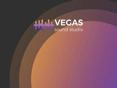 VEGAS Recording Studio | website design