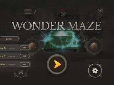WonderMaze