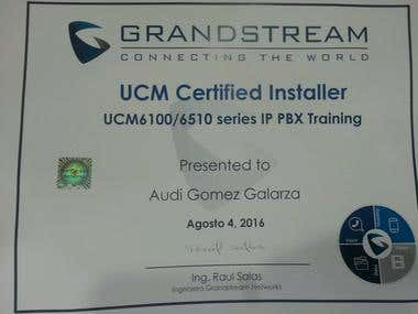 Grandstream Certified