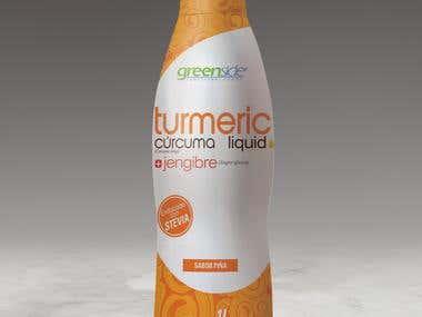 Turmeric Liquid & Caps