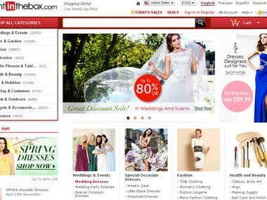 Famous Dress Website