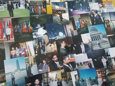 Cobertura de cumbres y conferencias internacionales