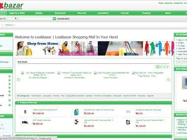 Pro Ecommerce Multivendor Site Need