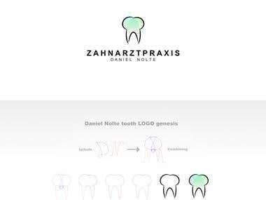 Daniel Nolte Dentist LOGO