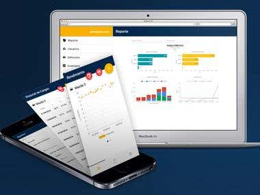 Complete CMS Backend + Mobile App for Fuel Additive Industry