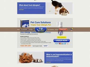 Allergic Pet
