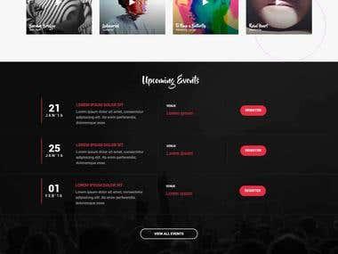 Websites, Portals, Web Applications