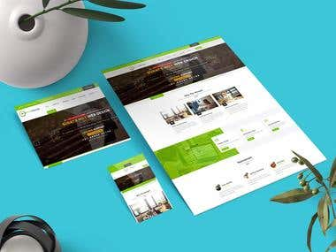 Website Design and Development
