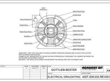 Electrical Draughting
