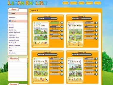 Advance E-Learning Portal