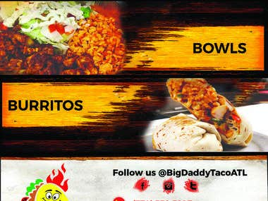 tacos coupons and flyer