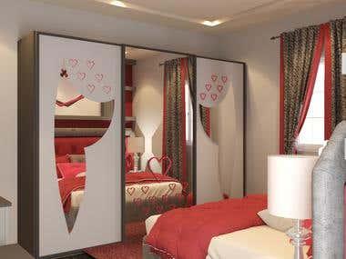 small master room