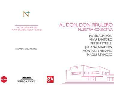 Catalogue for Normandina Art Gallery