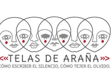 """Logo Project """"TELAS DE ARAÑA"""""""