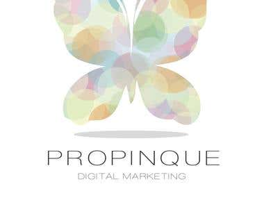 Logo Web Marketing Propinque