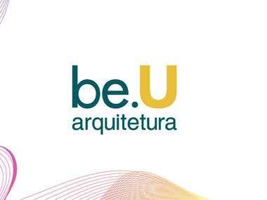 be.U Logo