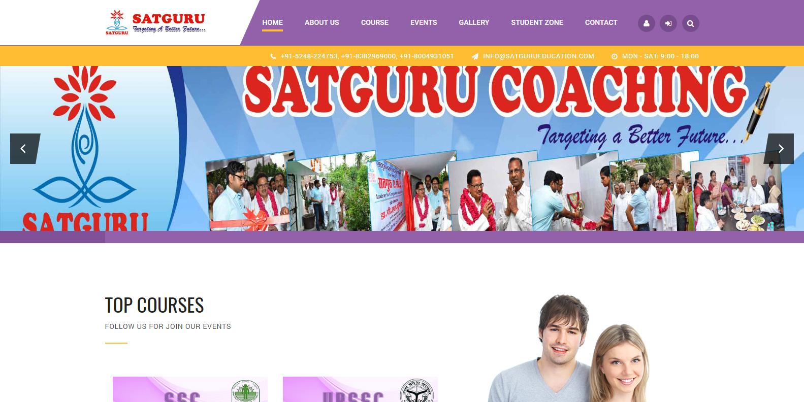 Satguru Coaching