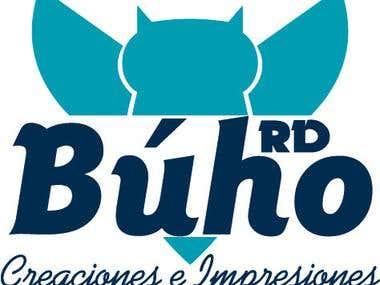 Logotipo BuhoRD