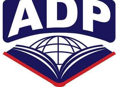 Logotipo ADP