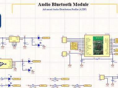 Bluetooth Sound Project